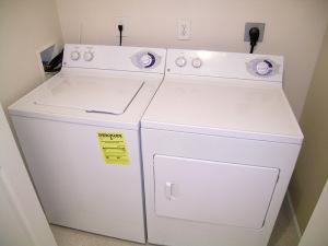 アメリカのでかい洗濯機
