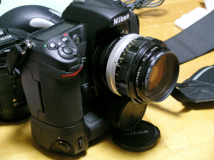 D300+MB-D10