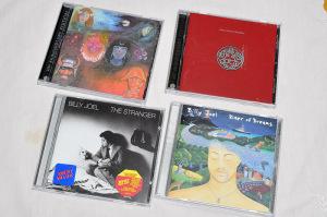 King Crimson & Billy Joel