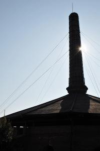 シモレン煉瓦窯