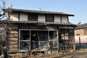 県南某所の廃墟