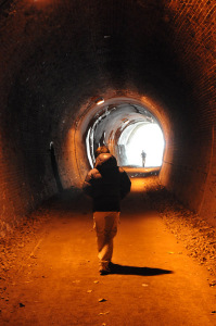 旧碓氷線トンネル