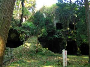 仙台松島、瑞巌寺から