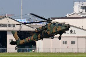 AH-64Dアパッチロングボウ