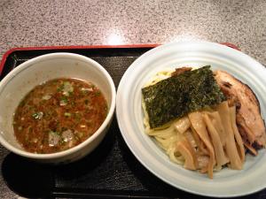 くゎ田「つけ麺」