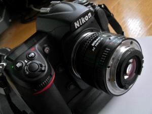 BR-2A + AF Nikkor 24mm F2.8D