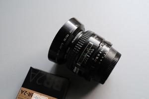 AF Nikkor 24mm 最短距離撮影