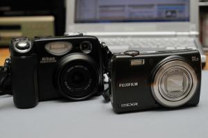 FinePix F200EXR導入!