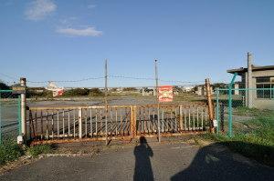 旧日本加工製紙高萩工場1