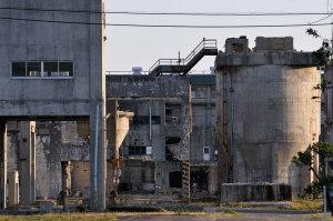 旧日本加工製紙高萩工場9