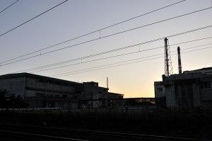 旧日本加工製紙高萩工場10