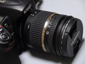 TAMRON SP AF 17-70mm F2.8 XR Di VC (Model B005)