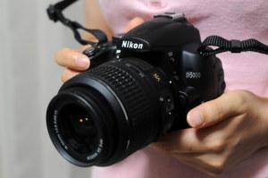 Nikon D5000 レンズキット