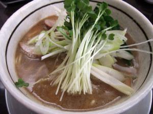二代目UWO中華そば太麺