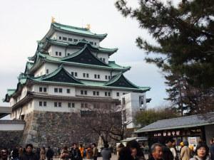 名古屋城でかっ