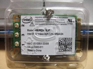 Intel Wi-Fi Link 4965AGN MJP