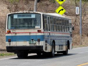 だいぶ廃なバス