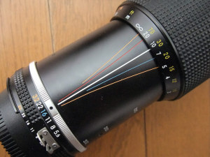 Ai Zoom-Nikkor 100-300mm f/5.6S