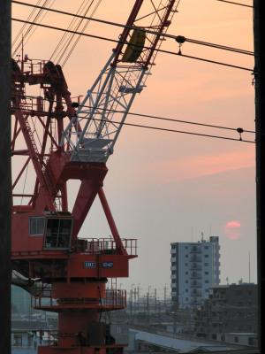 武蔵浦和駅からの風景