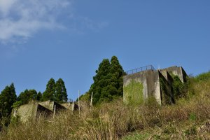 某鉱山住宅廃墟