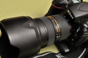 AF-S NIKKOR 24-70mm f/2.8G ED