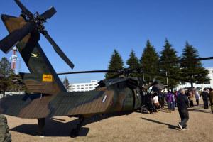 第12旅団所属UH-60JA