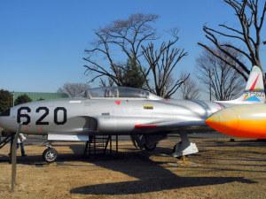 懐かしのT-33A