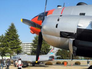 F-86Fセイバーは小さいね