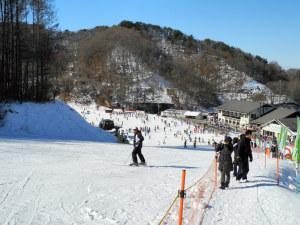 佐久スキーガーデン パラダにて開催