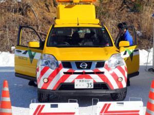 NEXCO東日本の作業車