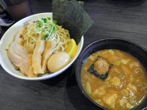 瑞山 特製つけ麺