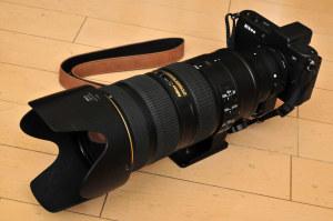 FT1+AF-S NIKKOR 70-200mm f/2.8G ED VRII
