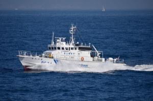 巡視艇「ゆうづき」