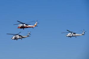 SH-60K, SH-60J, UH-60J