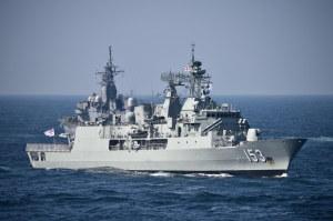 オーストラリア海軍「スチュアート」