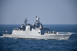 インド海軍「サヒャディ」