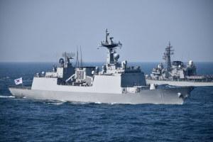 韓国海軍「デ・ジョヨン」