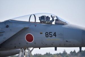 梅組百里最後の航空祭から F-15J(52-8854)