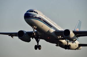中国南方航空A320