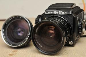 【BRONICA用】NIKKOR-O 1:2.8 50mm
