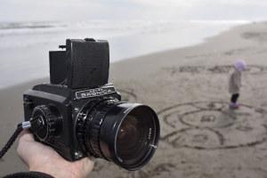 BRONICA S2 + NIKKOR-O 1:2.8 f=50mm