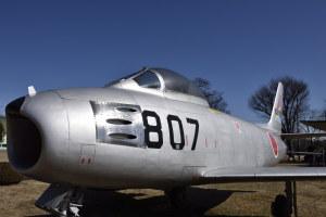 F-86F(82-7807)
