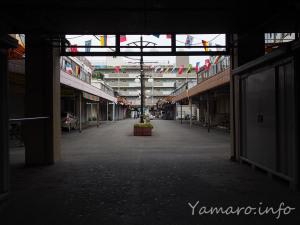 桐ヶ丘中央商店街の中