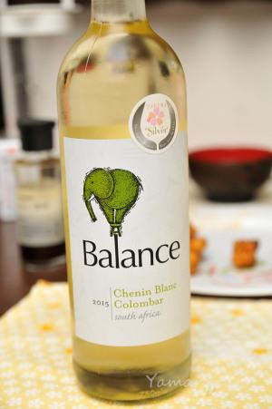 Balance Chenin Blanc Colombar