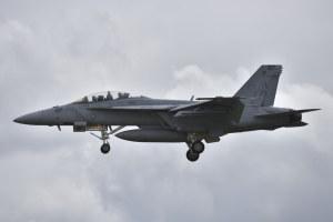 F/A-18F(107)