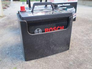 バッテリカバーをBOSCHに移植
