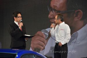Honda GTプロジェクトリーダー佐伯昌浩氏