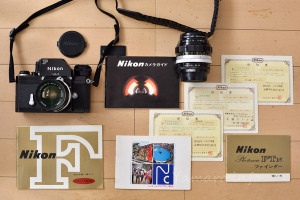 親父のNikon Photomic FTN