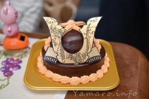 節句のケーキ
