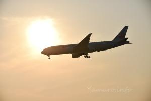JAL B777-200(JA704J)